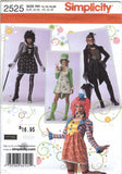 Simplicity 2525 Misses' Costumes - RR (14-16-18-20) - Smiths Depot Sewing Pattern Superstore  - 2