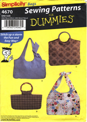 Sewing Patterns For Dummies Tagged Backpacksbagspurses