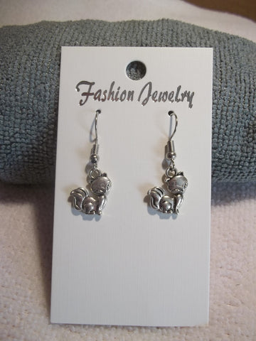 Silver Fox Earrings (E753)