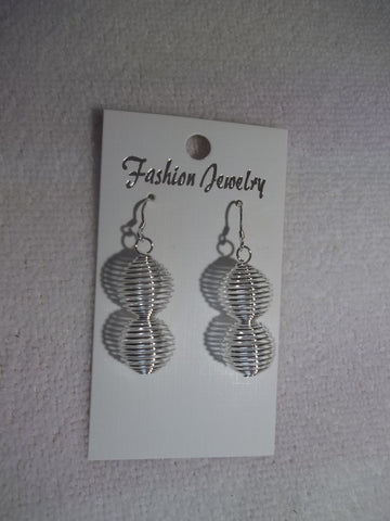 Silver Spring Earrings (E855)