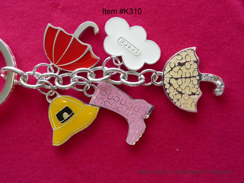 Rainy Day Key Chain (K310)
