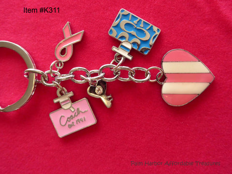 Cancer Awareness Key Chain (K311)