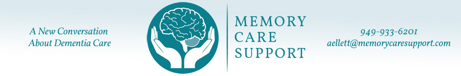 Memory Care Support