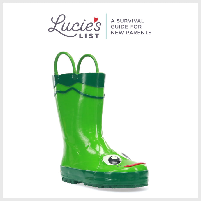 Best Toddler Rain Boots