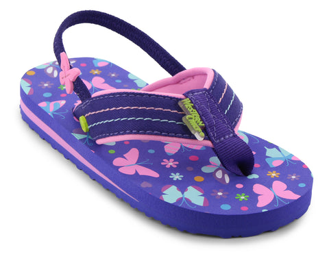 KIDS LAGOON SANDAL - PURPLE