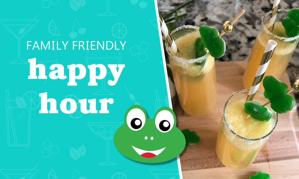 Family Friendly Happy Hour