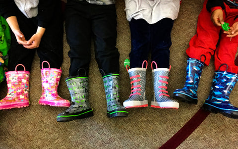 wear a big smile foundation boot donation