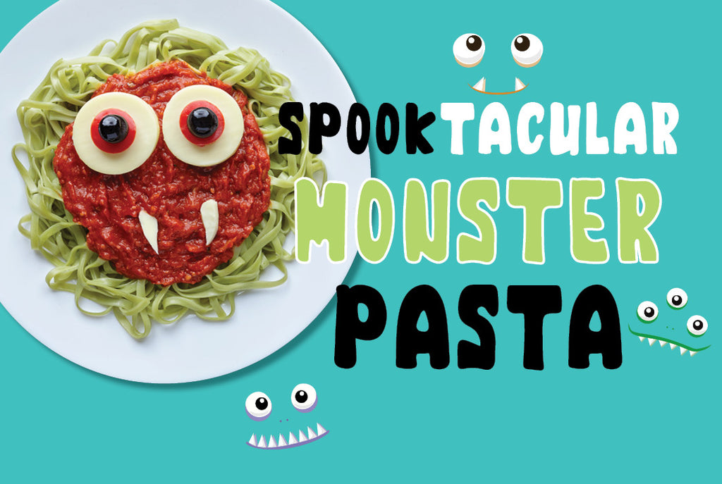 Spooktacular Monster Pasta