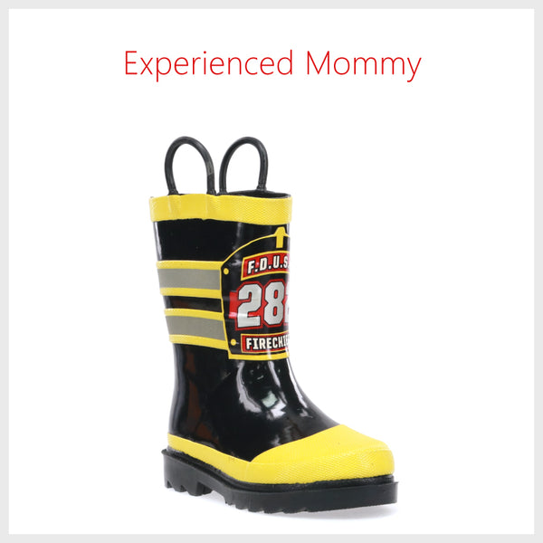 Experienced Mommy - Finding the Best Toddler Rain Boots to Stay Warm, Dry and Have Fun - Western Chief Rain Boots - Kids Rain Boots - Rain Boots for Kids - Toddler Rain Boots