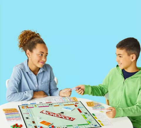 Family Board Games Easter Basket Ideas