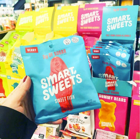 Smart Sweets Family Easter Basket Candy Ideas