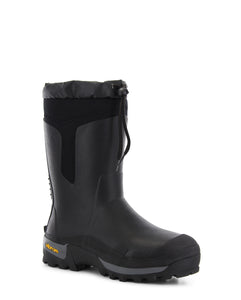 Men's Arctic Neoprene Mid Winter Snow Boot - Black