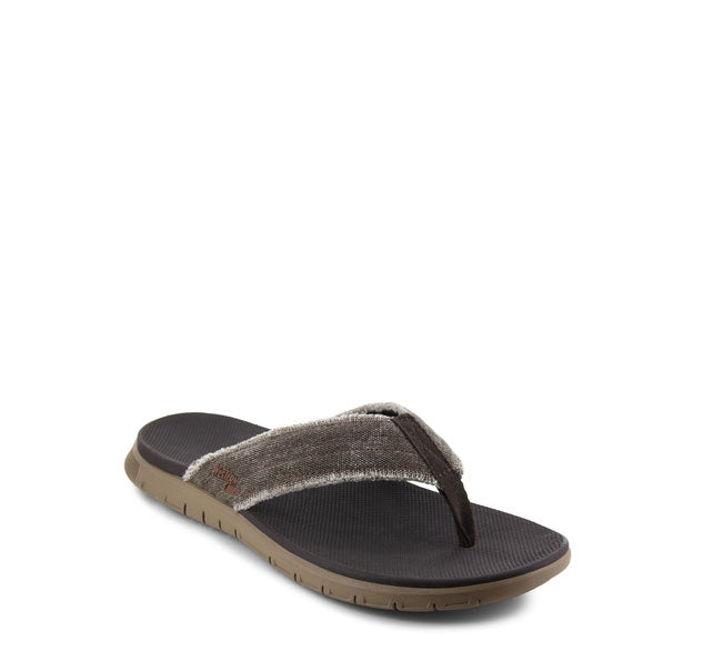 Men's Walleye Sandal - Brown - Western Chief
