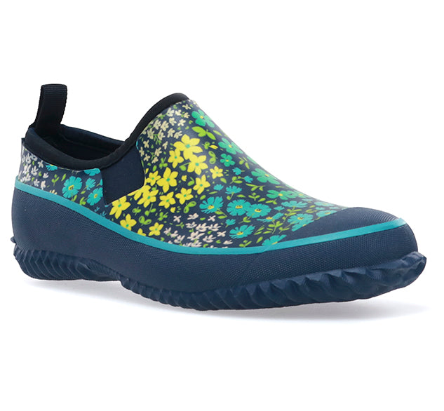 Women's Gorgeous Garden Step-In Shoe - Navy