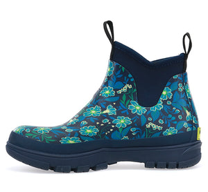 Women's Ophelia Chelsea Neoprene Boot - Navy