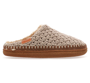 Women's Evelyn Slipper - Cream