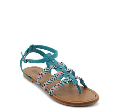Womens Jill Sandal - Teal - Western Chief