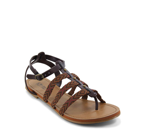Womens Jill Sandal - Brown - Western Chief