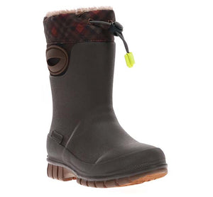 Kids Ranch Winterprene Boot - Brown