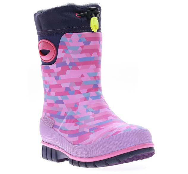 Kids Crystalize Winterprene Boot - Pink