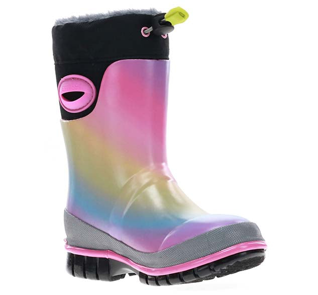 Kids Glitter Winterprene Boot - Multi