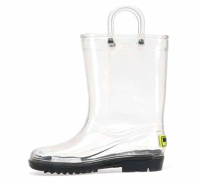 Clear Rain Boots For Women
