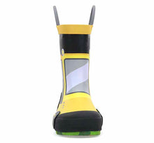 Kids Tractor Rain Boot - Yellow