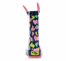 Kids Happy Hearts Rain Boot - Multi