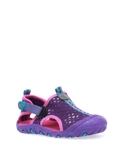 Kids Rainier Sandal - Purple