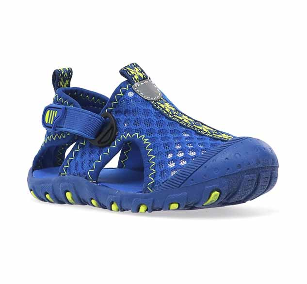 Kids Rainier Sandal - Blue