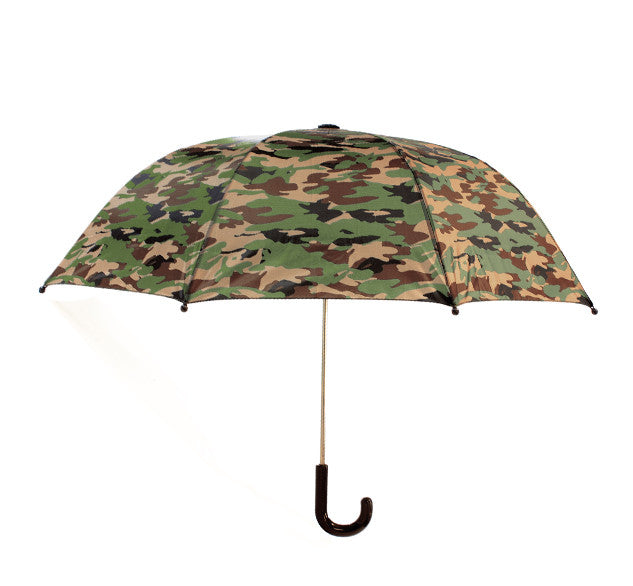 Kids Camo Umbrella