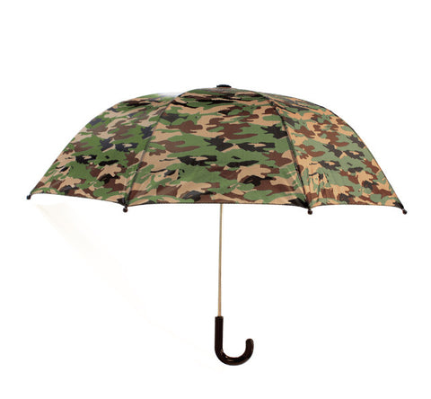 Kids Camo Umbrella - Western Chief