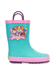 Kids Paw Patrol Born Brave Rain Boot - Teal