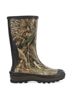 Men's Realtree Max5 Premium Rubber Rain Boot - Brown