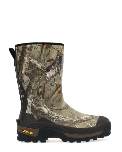 Men's Realtree Xtra Neoprene Mid Winter Snow Boot - Brown