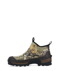 Men's Realtree Xtra Neoprene Ankle Winter Snow Boot - Brown