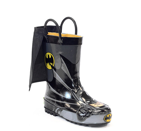 Kids Batman Rain Boot - Black - Western Chief