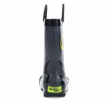 Kids Batman Rain Boot - Black
