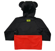 Kids' Mickey Mouse Rain Coat - Red - Western Chief