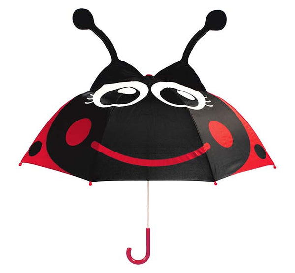 Kids' Ladybug Umbrella - Red - Western Chief