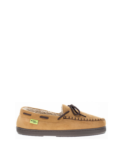 Men's Moc Slipper - Chestnut