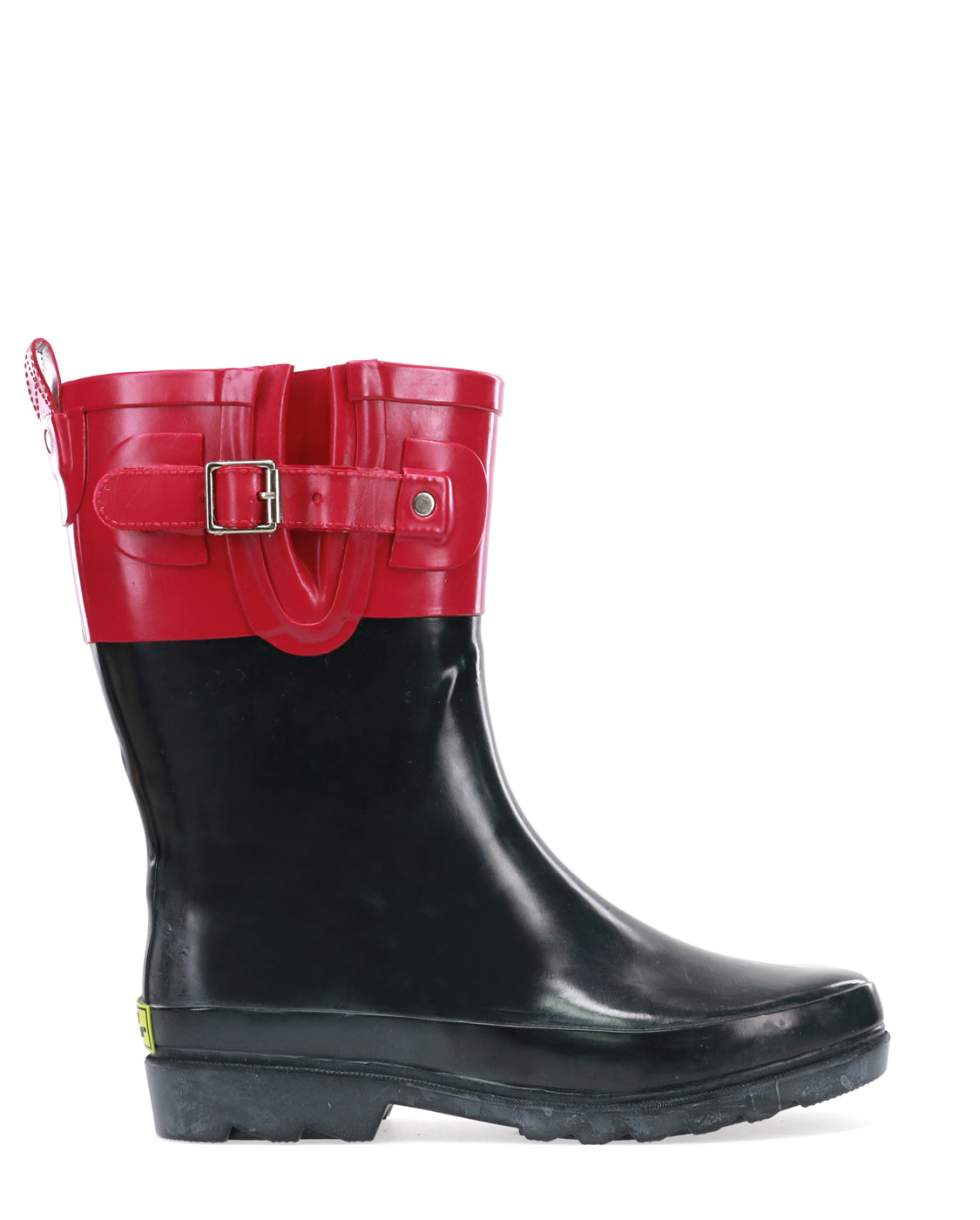 Women's Top Pop Mid Rain Boot - Pink