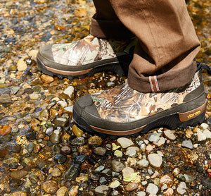 Men's Realtree Xtra Neoprene Ankle - Brown - Western Chief