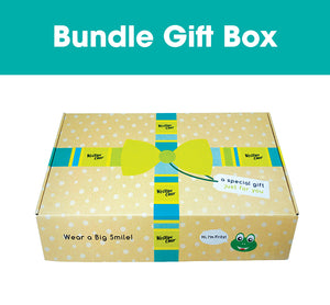 Bundle box that the FDUSA Western Chief rain gear set ships in.
