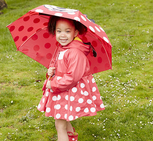 Kids' Minnie Mouse Rain Coat - Red - Western Chief