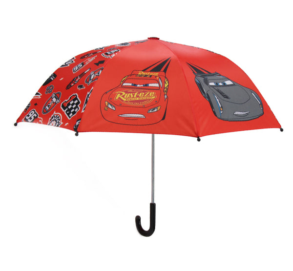 Kids' Lightning McQueen Umbrella - Red