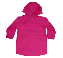 Kids Solid Nylon Rain Coat - Pink - Western Chief