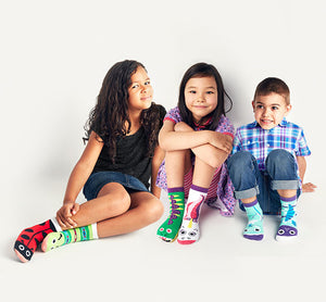 Dragon & Unicorn Pals Mismatched Socks - Toddler & Big Kid - Western Chief