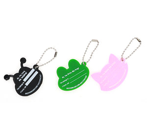 Kids Character Key Chain Pack