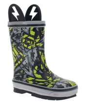 GRAPHIC GAMER RAIN BOOT
